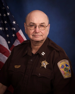 Captain Michael L. Craghead Alleghany County VA Sheriff's Office and Regional Jail
