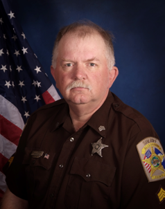 Major J. Terry Cronk Alleghany County VA Sheriff's Office and Regional Jail